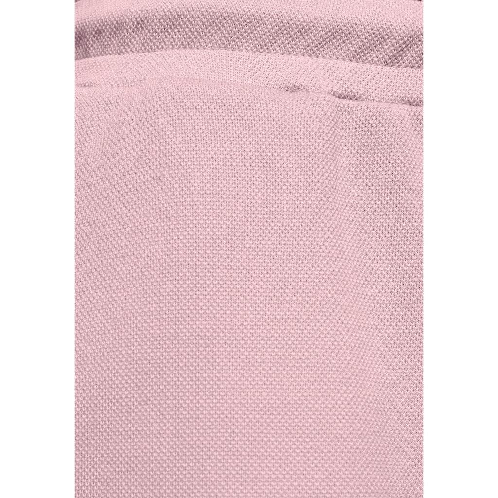 Bench. Sweatshorts, aus Piqué mit 3D-Logoschriftzug