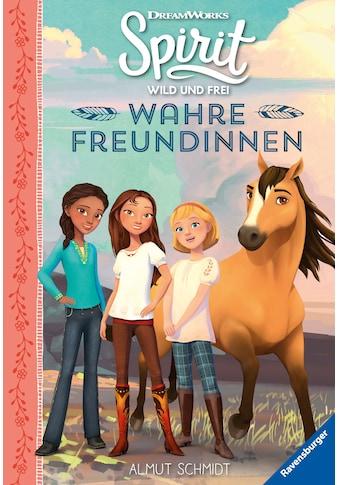 Buch »Dreamworks Spirit Wild und Frei: Wahre Freundinnen / Almut Schmidt, DreamWorks... kaufen