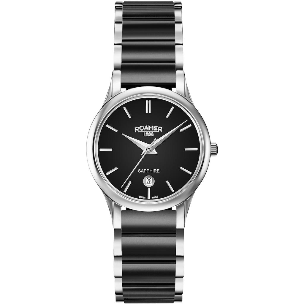 Roamer Schweizer Uhr »C-Line Ladies, 657844 41 55 60«