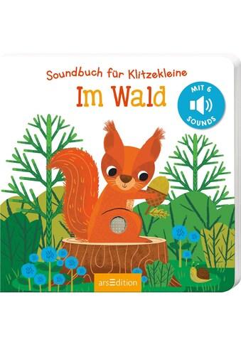 Buch »Soundbuch für Klitzekleine - Im Wald / Natalie Marshall« kaufen