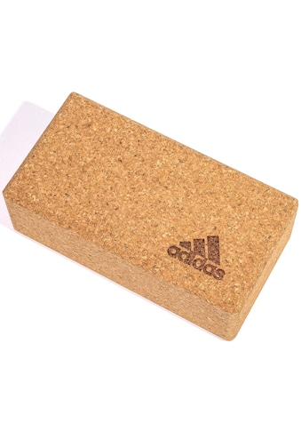 adidas Performance Yogablock »Cork Yoga Block« kaufen