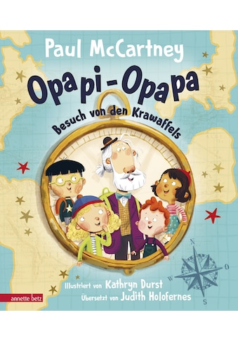 Buch »Opapi-Opapa / Paul McCartney, Kathryn Durst, Judith Holofernes, Cornelia... kaufen