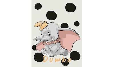 Komar Poster »Dumbo Dots«, Disney, Höhe: 70cm kaufen