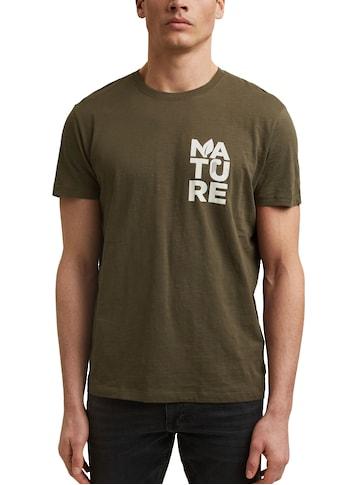 edc by Esprit T-Shirt, mit Frontprint kaufen