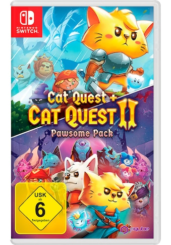 Spiel »Cat Quest 2 (inkl. Cat Quest 1)«, Nintendo Switch kaufen