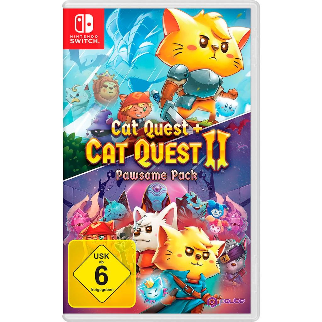 Spiel »Cat Quest 2 (inkl. Cat Quest 1)«, Nintendo Switch