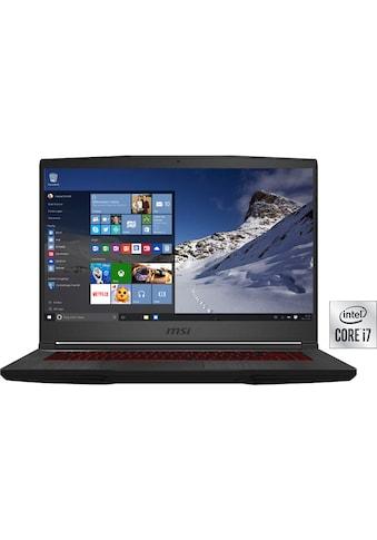 MSI Gaming-Notebook »GF65 Thin 10UE-095«, ( 512 GB SSD) kaufen