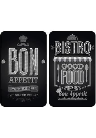 WENKO Herd-Abdeckplatte »Bon Appetit«, rutschfesten Spezialfüße kaufen