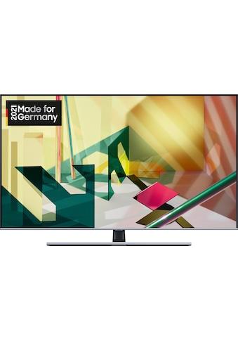 """Samsung QLED-Fernseher »GQ55Q75TGT«, 138 cm/55 """", 4K Ultra HD, Smart-TV kaufen"""