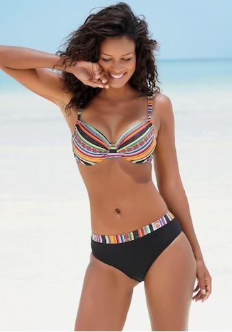 LASCANA Bügel-Bikini, im Inka-Design kaufen