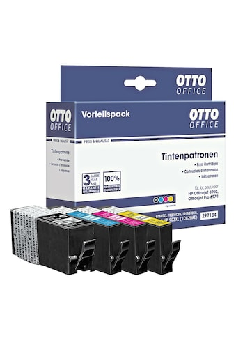 Otto Office Tintenpatronen-Set ersetzt Hewlett Packards Nr. 903XL kaufen
