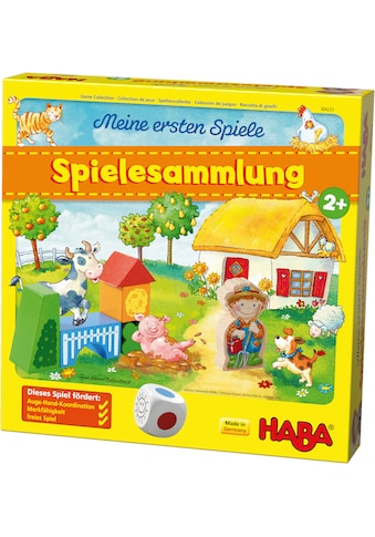 Haba Spiel »Meine ersten Spiele - Spielesammlung«, Made in Germany kaufen