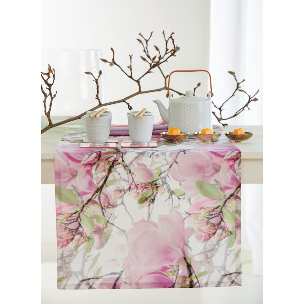 APELT Tischläufer »2106 Magnolie«
