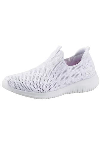 Skechers Slip-On Sneaker »ULTRA FLEX«, für Maschinenwäsche geeignet kaufen
