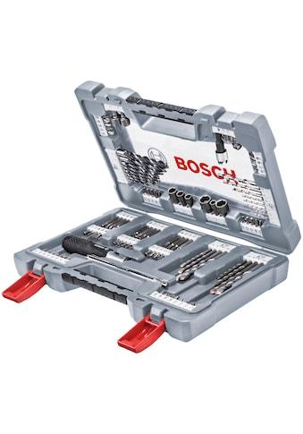 BOSCH Bohrer- und Bitset »Premium X-Line«, 105-teilig kaufen