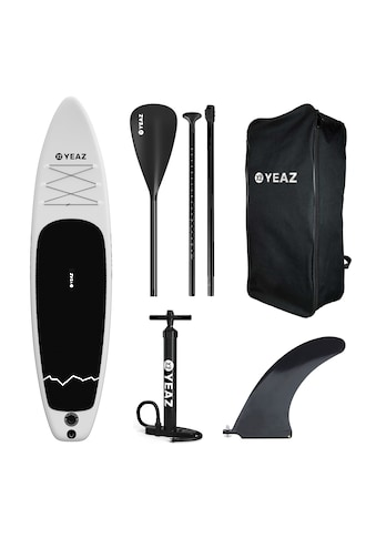 YEAZ Inflatable SUP-Board »NOHEA - EXOTREK -«, (5 tlg.), inkl. Alu-Paddel, Handpumpe,... kaufen