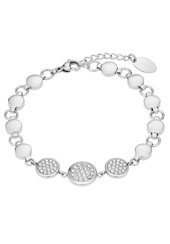 s.Oliver Armband »Hauptkollektion, 2026174«, mit Kristallen kaufen