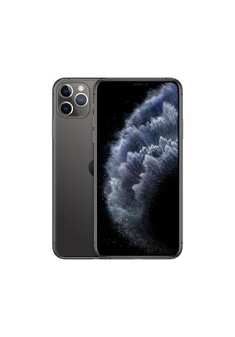 """Apple Smartphone »iPhone 11 Pro Max«, (14,7 cm/6,5 """", 256 GB Speicherplatz, 12 MP Kamera) kaufen"""