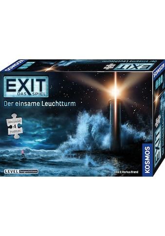 Kosmos Spiel »EXIT – Der einsame Leuchtturm«, Made in Germany kaufen