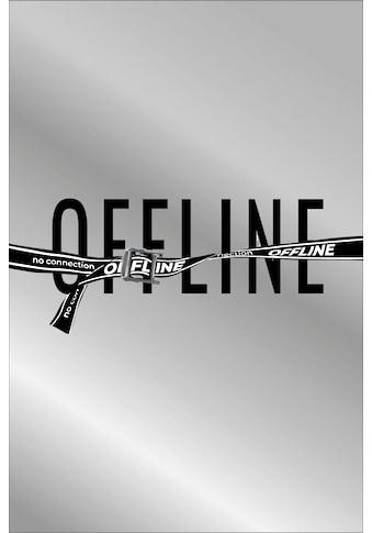 Dekospiegel »Offline« kaufen