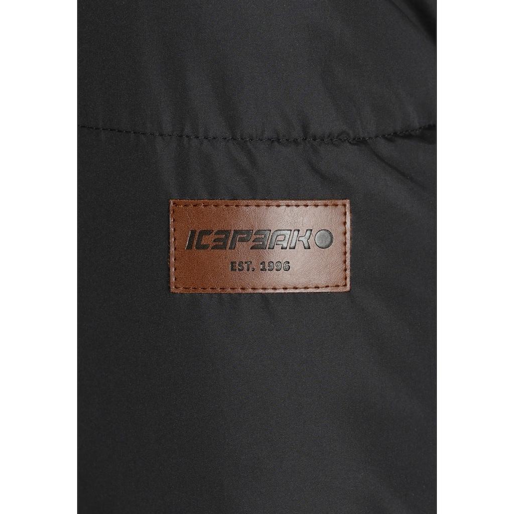 Icepeak Steppmantel »PAIVA«