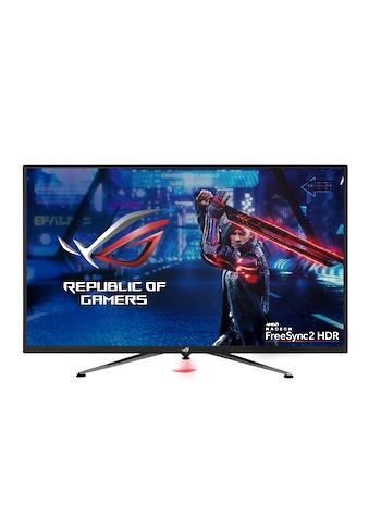 """Asus XG438Q Gaming Monitor »109,22 cm (43"""") 4K 3840 x 2160, 4 ms« kaufen"""