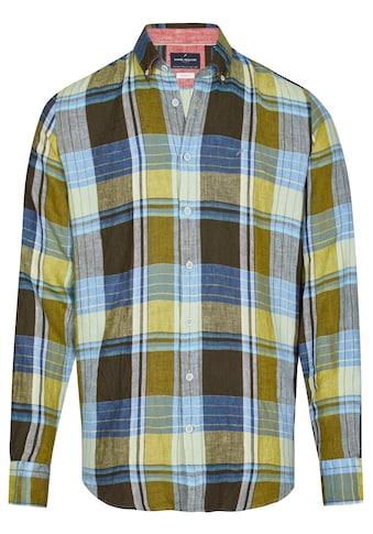 Daniel Hechter Modern Fit Leinen Hemd kaufen