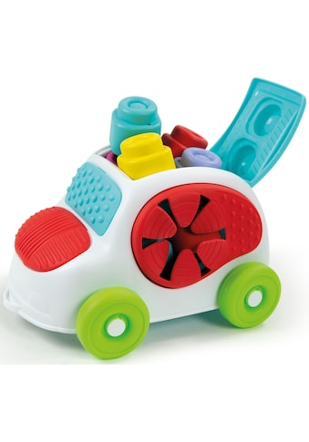 Clementoni® Spielbausteine »Soft Clemmy - Sensorisches Auto«, (9 St.), Made in Europe kaufen