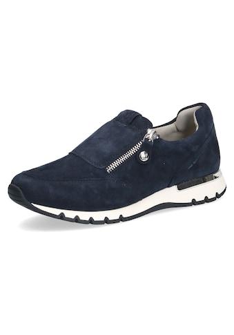 Caprice Slip-On Sneaker, mit Reißverschluss, H-Weite kaufen