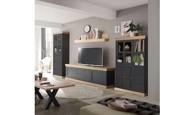 Wohnwand »Matrix«, (Set, 4 tlg.) kaufen