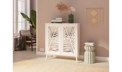 Home affaire Kommode »Tropikal«, im außergewöhnlichen Design kaufen