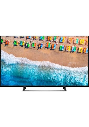 Hisense H43BE7200 LED - Fernseher (108 cm / (43 Zoll), 4K Ultra HD, Smart - TV kaufen