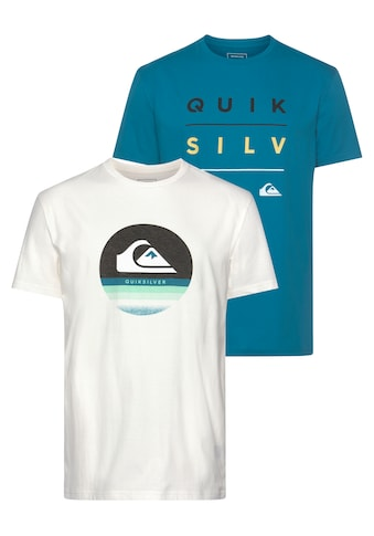Quiksilver T-Shirt »STACK SHIFT FLAXTON PACK« kaufen