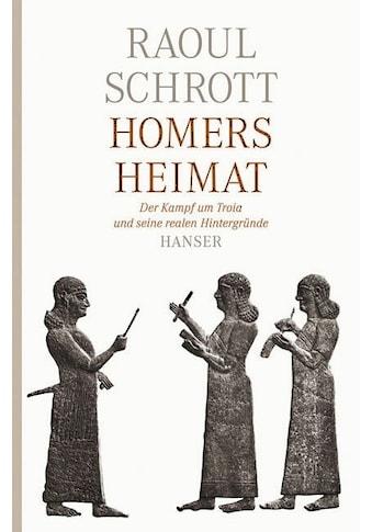 Buch »Homers Heimat / Raoul Schrott« kaufen