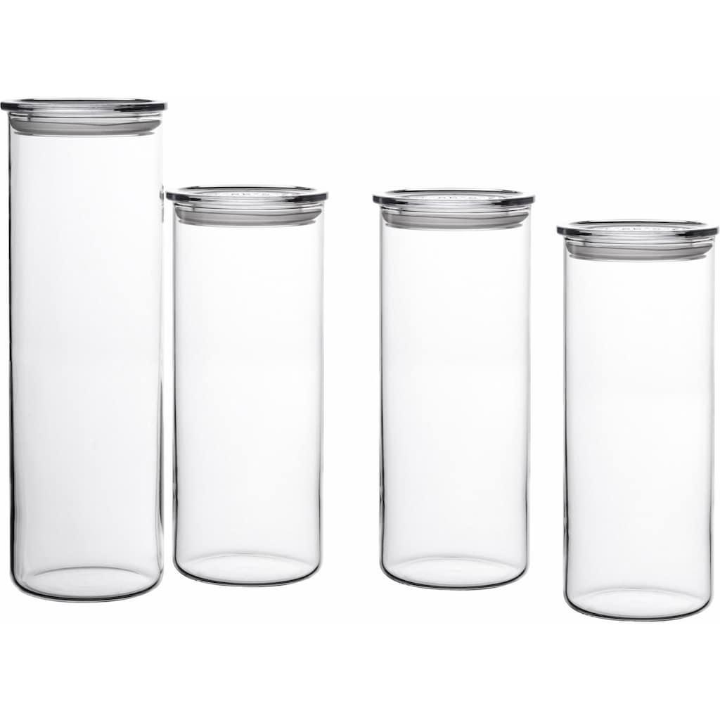 SIMAX Vorratsglas, (4 tlg.)