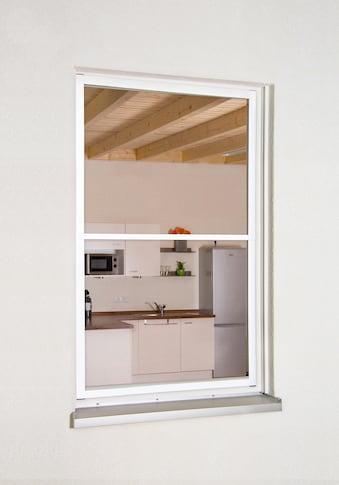 hecht international Insektenschutz-Fenster »MASTER SLIM XL«, weiß/anthrazit, BxH: 130x220 cm kaufen