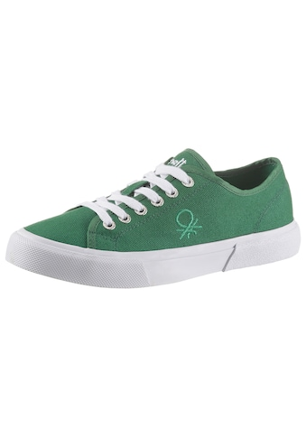 United Colors of Benetton Plateausneaker »BAND«, in tollen Farben kaufen