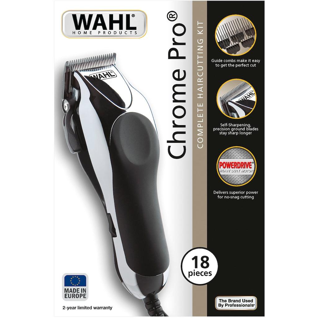 Wahl Haarschneider »Chrome Pro 20103.0460«, Netz-Haarschneideset
