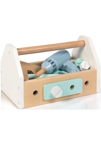 MUSTERKIND® Spielwerkzeugkoffer »Fagus, weiß« kaufen
