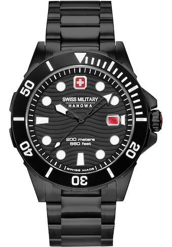 Swiss Military Hanowa Schweizer Uhr »OFFSHORE DIVER, 06-5338.13.007« kaufen