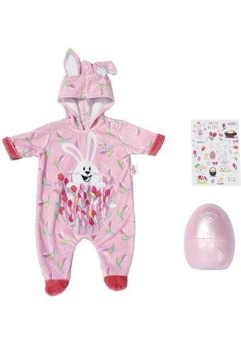 Baby Born Puppenkleidung »Osterei mit Osteranzug«, mit Stickerbogen kaufen