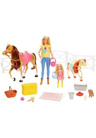 Mattel® Anziehpuppe »Barbie Reitspaß mit Puppe« kaufen