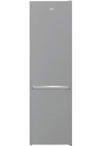 BEKO Kühl-/Gefrierkombination »RCSA406K40XBN«, RCSA406K40XBN, 203 cm hoch, 59,5 cm breit kaufen