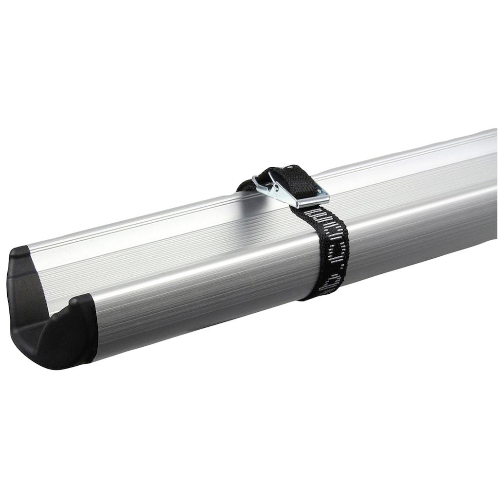 EUFAB Dachfahrradträger »ALU STAR«, Aluminium/Stahl