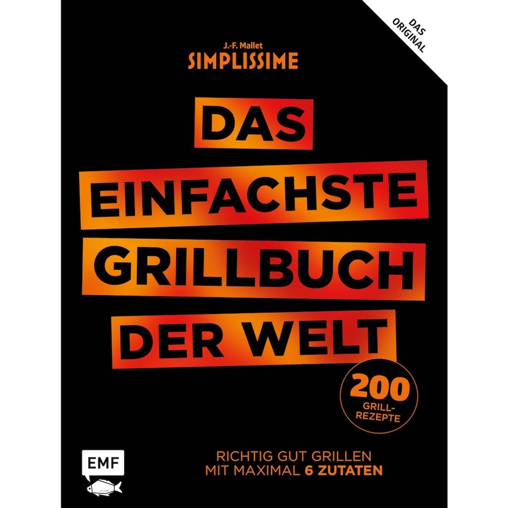 Buch »Simplissime - Das einfachste Grillbuch der Welt / Jean-Francois Mallet, Jean-Francois Mallet«