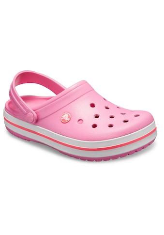 Crocs Clog »Crocband«, mit modischer Sohlenumrandung kaufen