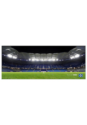 Wandbild »HSV Arena Nacht  -  Panorama« kaufen