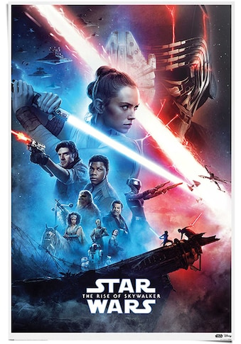 Reinders! Poster »Star Wars The Rise of Skywalker - Filmplakat«, (1 St.) kaufen