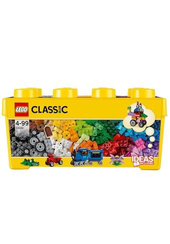LEGO® Konstruktionsspielsteine »Bausteine Box (10696), LEGO®Classic«, (484 St.), Made... kaufen