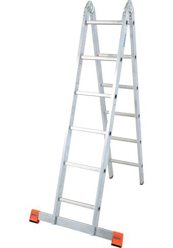 KRAUSE Gelenkleiter »MONTO TriMatic« kaufen